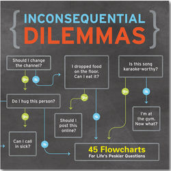 Inconsequential Dilemmas Paperback Book