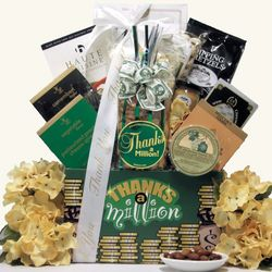 Thanks a Million Administrative Professionals Day Gift Basket