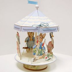Peter Rabbit Party Centerpiece