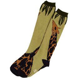 Giraffe Design Women's Knee Socks