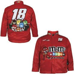 Kyle Busch #18 Toddler M&M's Character Jacket