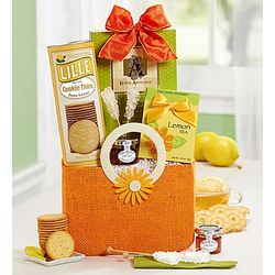 Spring Sunshine Sweets Gift Tote