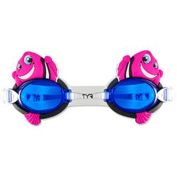 Girl's Happy Fish Goggles