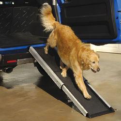 Large Portable Telescoping Pet Ramp