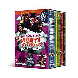 The 16-Ton Monty Python DVD Megaset