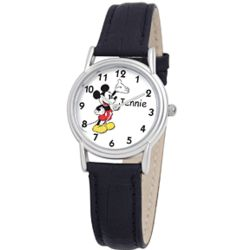 Women's Personalized Mickey Mouse Watch