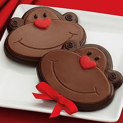 Chocolate Monkey Duo