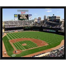 Minnesota Twins Personalized Scoreboard 11x14 Framed Print