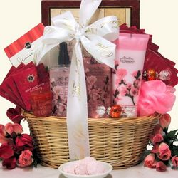 Cherry Blossom Spa Retreat Administrative Professionals Day Gift