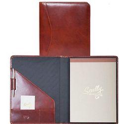 Italian Leather Padfolio