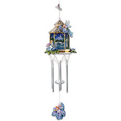 Twilight Enchantment Indoor Wind Chime