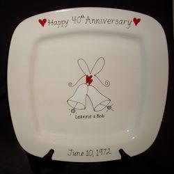 Anniversary Platter
