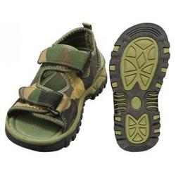 Woodland Camo Hiking Sandals