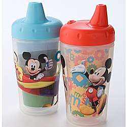 Mickey Mouse Playhouse Insulated Sippy Cups