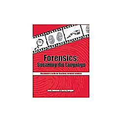 Forensics - Speaking the Language Flashcards