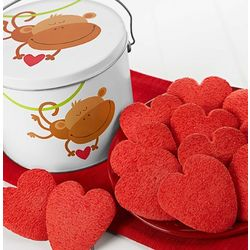 Happy Hearts Butter Cookies