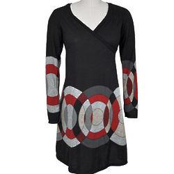 Kimono Sweater Dress