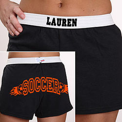 Custom Personalized Athletic Soffe Shorts