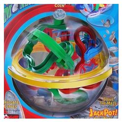 Jackpot Money Ball Maze