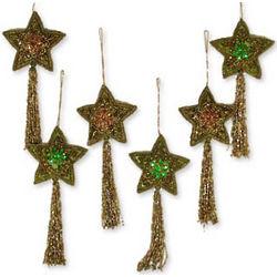 Precious Shooting Stars Ornament Set