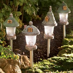 Gnome Home Solar Path Lights