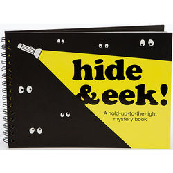 Hide and Eek! Hidden Picture Book