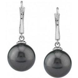 Tahitian Pearl Classic Elegance Earrings