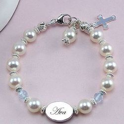 Grow-With-Me Rebecca Freshwater Cultured Pearl Bracelet