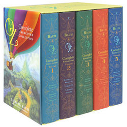 Oz The Complete Book Collection