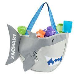 Personalized Fun In the Sun Shark Tote Bag