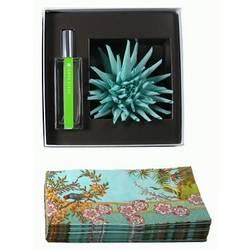 Room Perfume w/Napkins Set