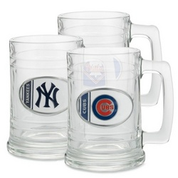 Personalized MLB Tankard