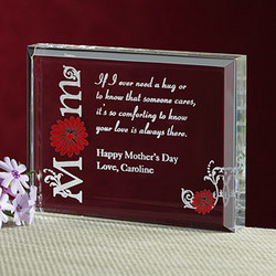 A Mother Like No Other Engraved Keepsake
