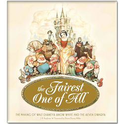 The Fairest One of All - Making of Snow White Book