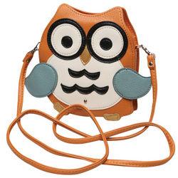 Owl Cross-Body Bag