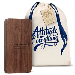 Wooden Power Bank Gift Set