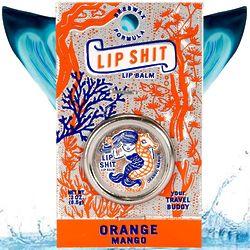 Lip Sh*t Orange Mango Lip Balm