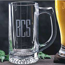 The Weekender Crystal Sport Beer Mug