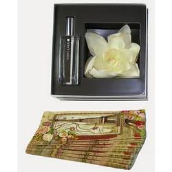 Room Perfume with Tray Set