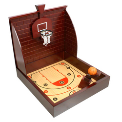 Desktop Wooden Basketball Game