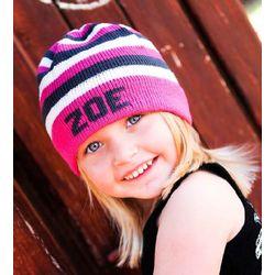 Personalized Stripe Boarder Hat