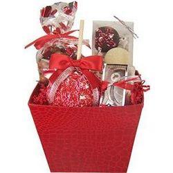 Sweetheart Valentine Gift Basket