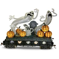 The Nightmare Before Christmas Haunting Ghosts Train Car