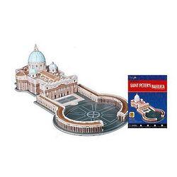 St. Peter's Basilica 3-D Puzzle