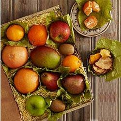 Deluxe Organic Fruit Box