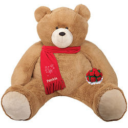 Giant Hunka Sweetness Teddy Bear