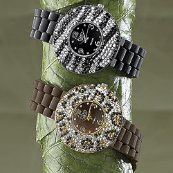 Animal Crystal Watch