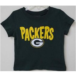 Packers Infant Rodgers Whirlwind Tee