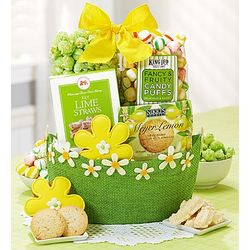 Spring Has Sprung Sweets Gift Basket