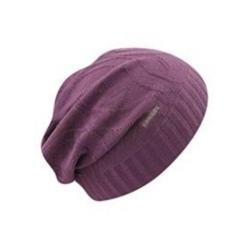 Leaf Rib Long Pull-on Hat